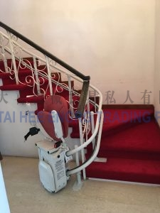 residential stair lift in singapore