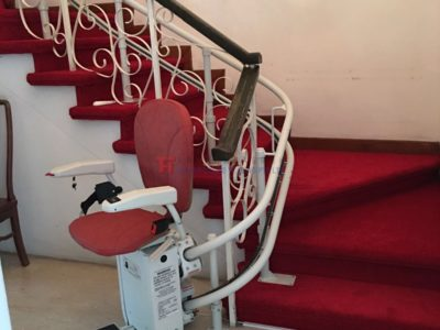 residential stair lift singapore