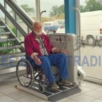 Uncle on Wheelchair